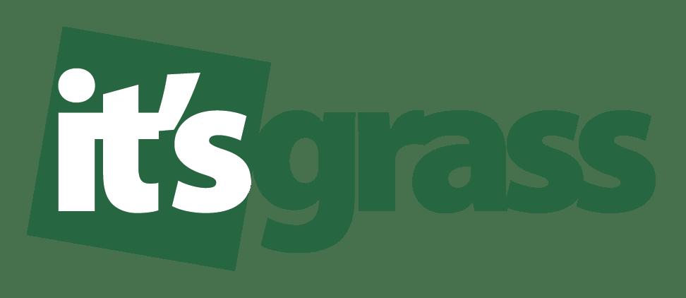 It's Grass